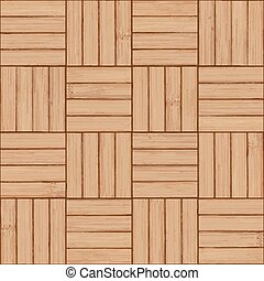 parquet background,  seamless pattern