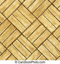 Parquet floor - seamless texture