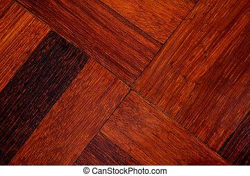 Parquet Flooring - Parquet abstract