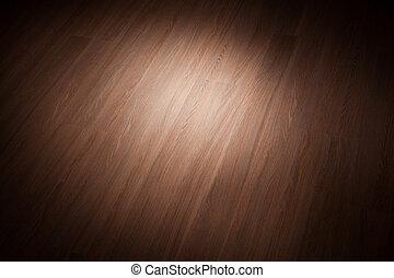 parquet gulv, bagtæppe