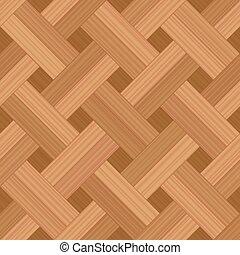 Parquet Pattern Basket Weave Flooring - Parquet pattern,...