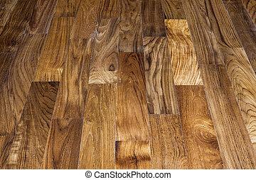 parquet, textura madeira, fundo, chão