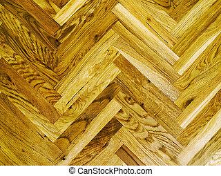 Parquet - Wooden parquet\'s pattern usable for backgrounds...