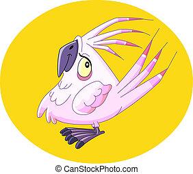 Parrot 2 - Smiley parrot