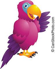 Parrot Cartoon