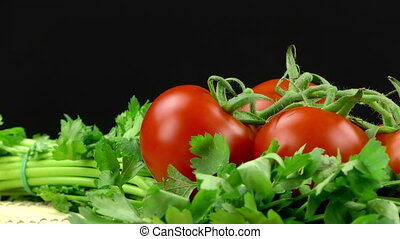 Parsley and Tomato