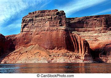part, arizona, tó powell