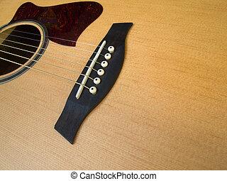 Part of Acoustic Guitar