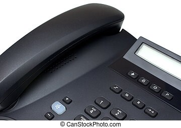 Part of business phone