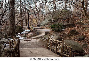 Central Park - Part of Central Park
