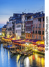 Part of famous Grand Canal