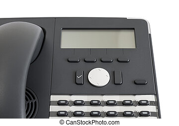 part of modern business phone