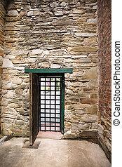 Part of old jail Warrenton Virginia