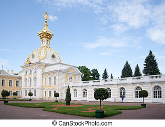 Petrodvorets at Peterhof