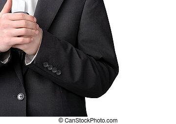 part of suit