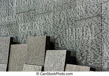 Part of the Australian War Memorial Hyde Park Corner in London