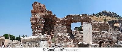 Part on the locality of Ephesus, Iz