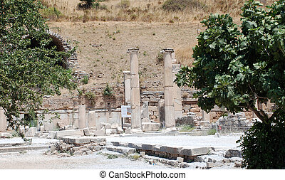 Part on the locality of Ephesus,