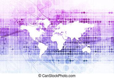 partage, données