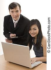 partenaires, 5, business