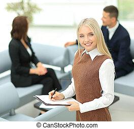 Partenaires, groupe,  Business, Idées, leur, discuter, éditorial