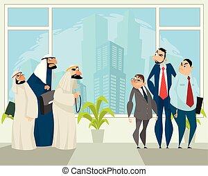 partenaires, mutuel, méfiance, business