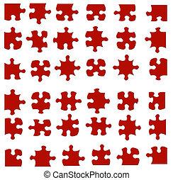 partes jigsaw