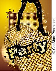parti, bakgrund