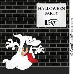 partia, halloween
