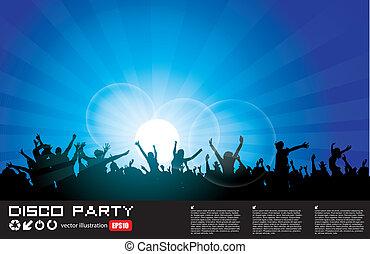 partia, ludzie