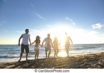 partia, plaża