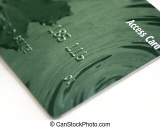 debit card - partial debit card ,shallow dof