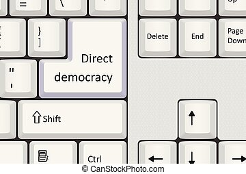Participation in direct democracy