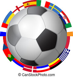 participer, championnats, pays
