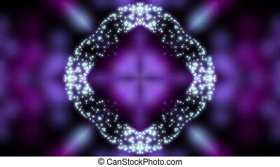 Particle Magic Loop Multicolor