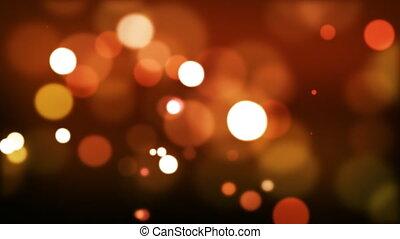 particules, 025, defocused, boucle, hd, rouges