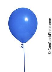 partido, branca, balões
