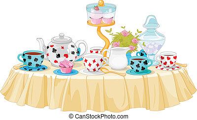 partido chá