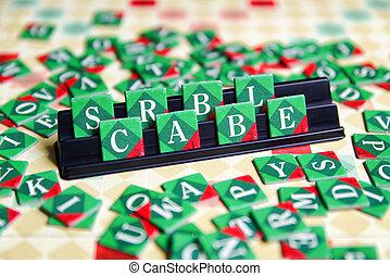 partido de tabla, cartas