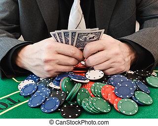 partido del casino
