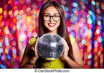 partido, discoteca