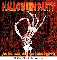 partido halloween