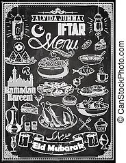 partido, iftar