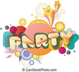 partido, ilustração
