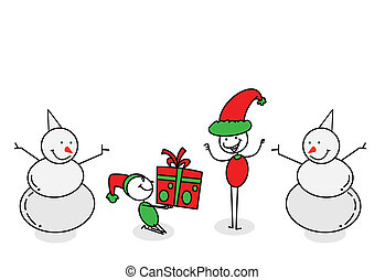 partie christmas