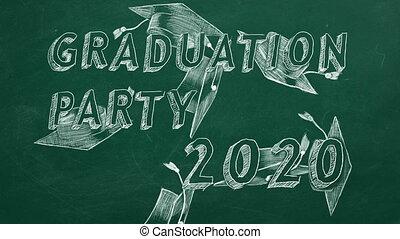 partie graduation, 2020