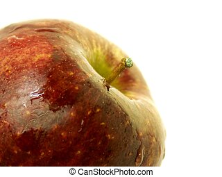 partiel, pomme