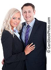 partner affari, amore