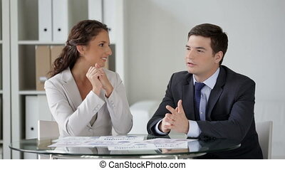 Partner conversation
