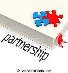 partnerschaft, buch